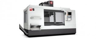 NEW HAAS VM-6 Vertical 3 Axis Mill with 4th axis rotary